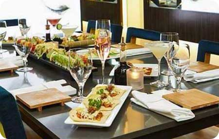 Book your Event at Wasabi