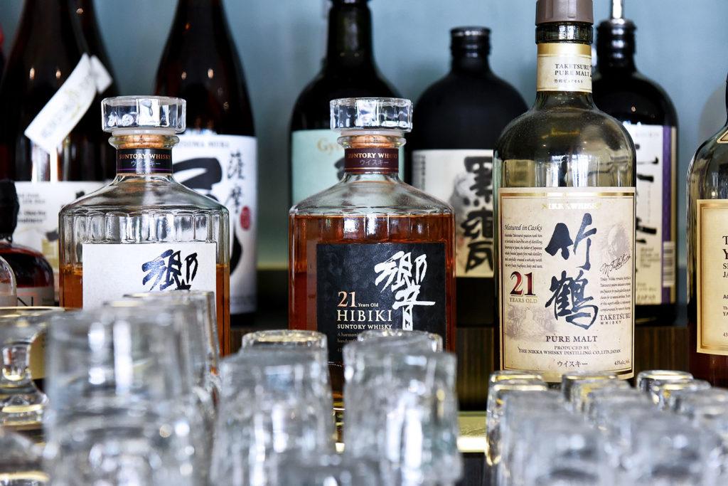 HIBIKI 21 Suntory Whiskey