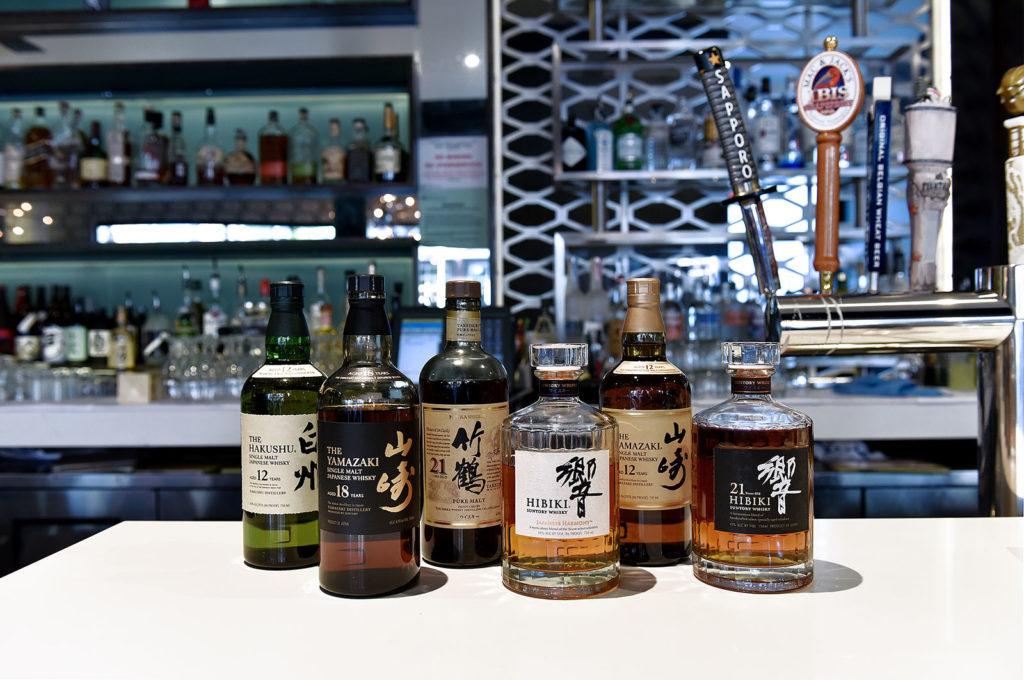 WASABI Japanese Whiskys