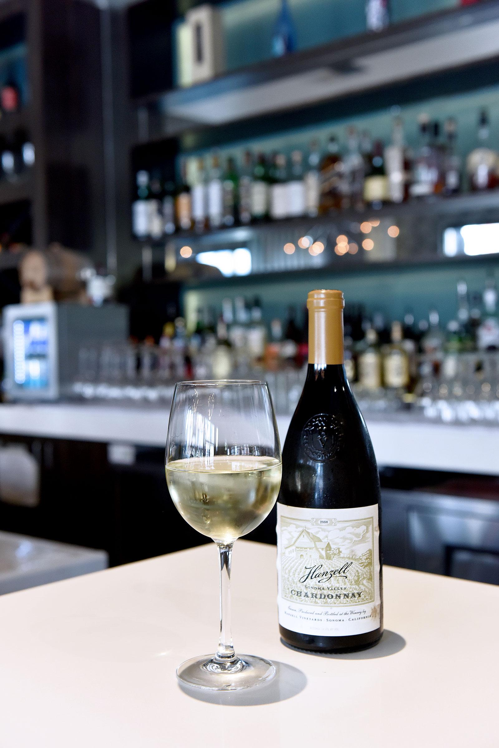 Hanzell Chardonnay