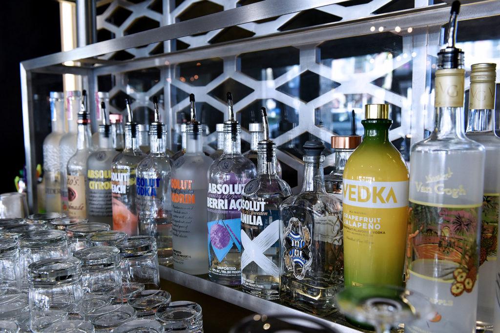 Absolut Vodka at WASABI