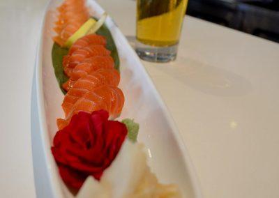 Salmon Lover's Nigiri Combo